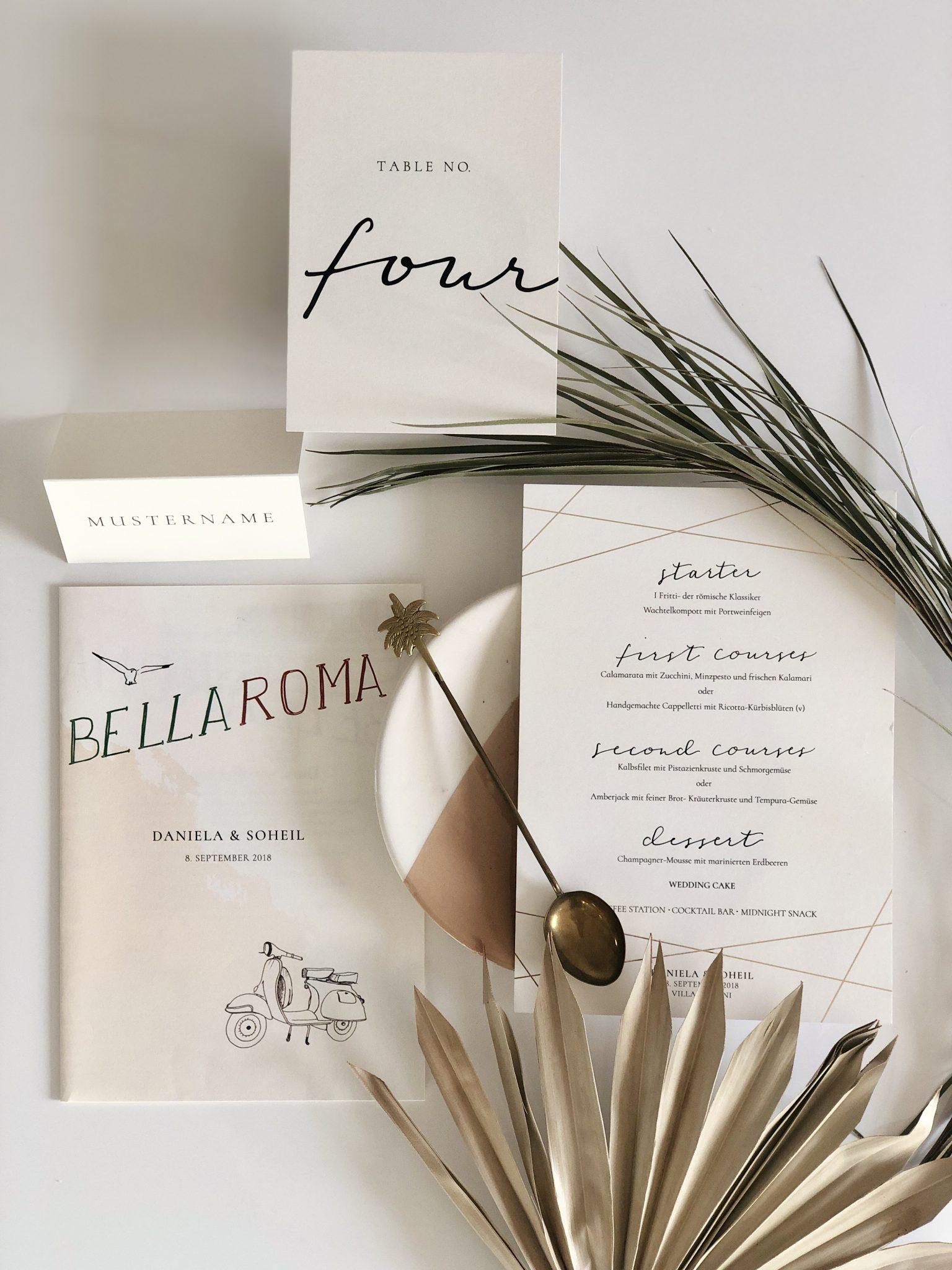 Wedding Bella Roma